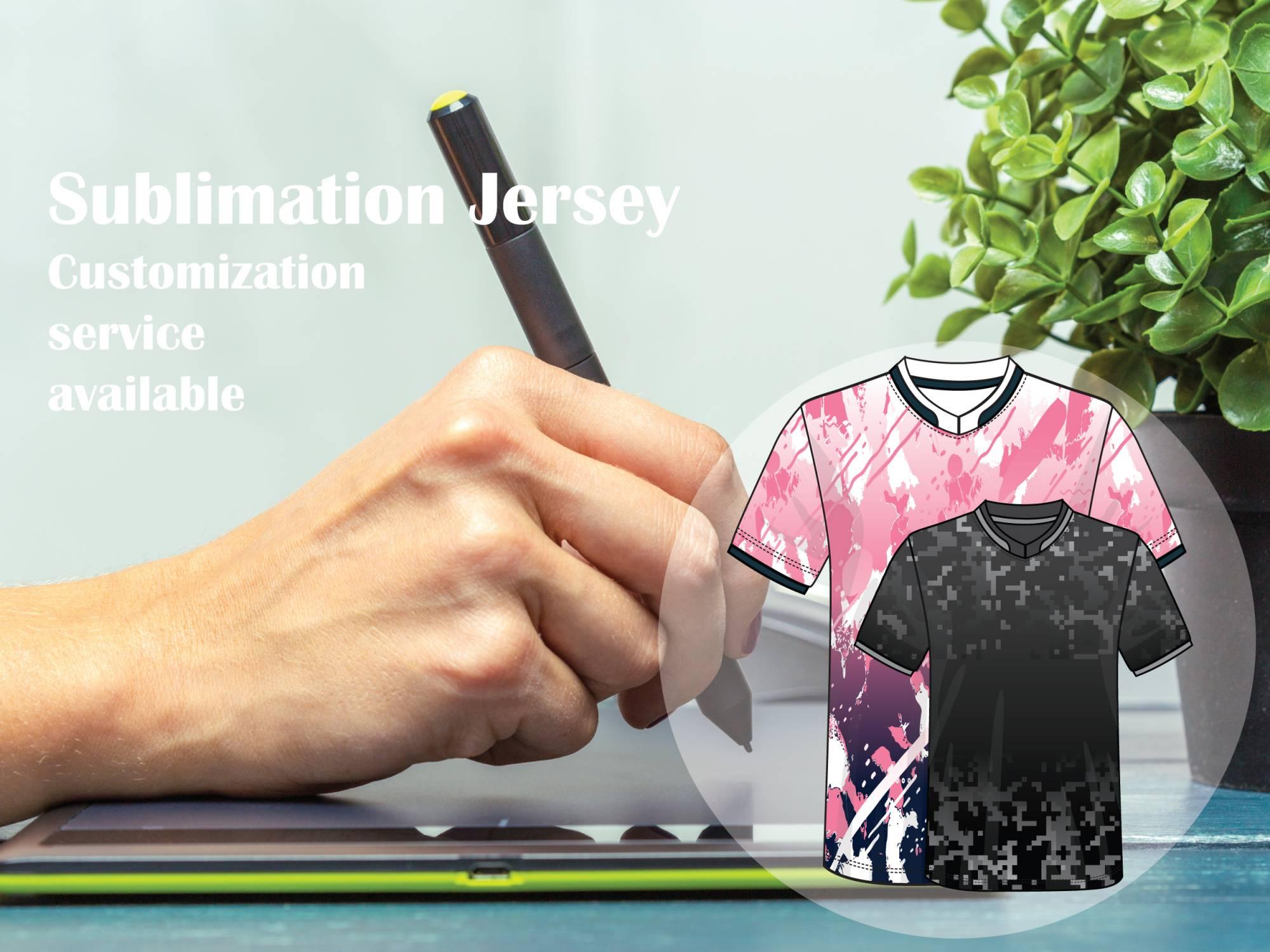 Sublimation Customization