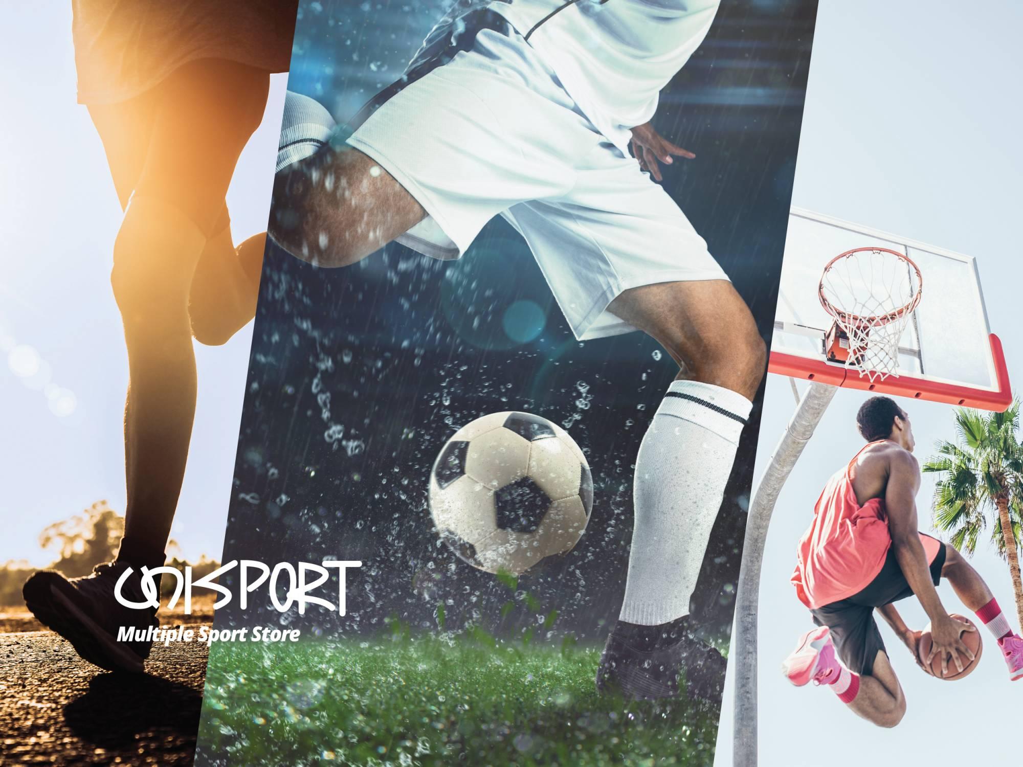 Multiple sport store