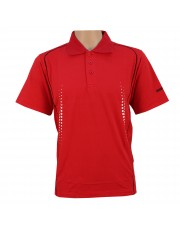 Unisport UCT003 Cotton Lacoste (Red/Black)