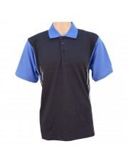 UCT002 Cotton Lacoste (Navy/Blue)