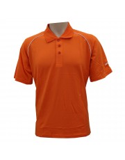 Unisport UCT001 Cotton Lacoste (Orange/White)