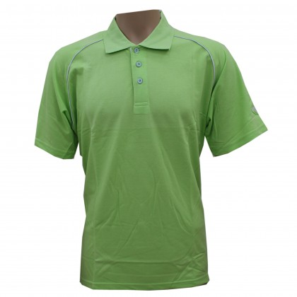 Unisport UCT001 Cotton Lacoste (Green/White)