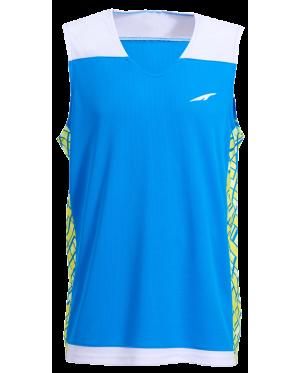 Unisport BasketBall Shirt J-6745 BLUE