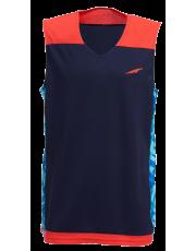 Unisport BasketBall Shirt J-6745 NAVY