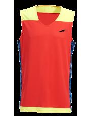 Unisport BasketBall Shirt J-6745 RED