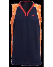 Unisport BasketBall Shirt J-6740 BLACK