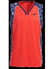 Unisport BasketBall Shirt J-6740 RED