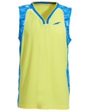 Unisport BasketBall Shirt J-6740 YELLOW