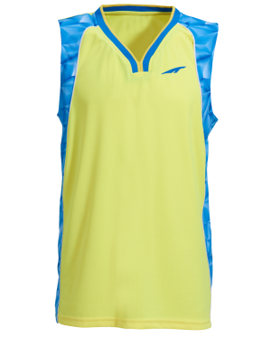 Unisport BasketBall Shirt J-6740 YELLOW