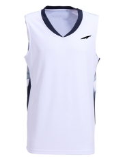 Unisport BasketBall Shirt J-6738 WHITE