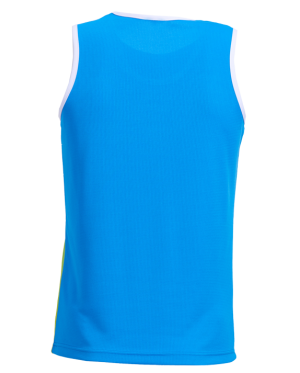 Unisport Jogging Shirt J-6749 BLUE