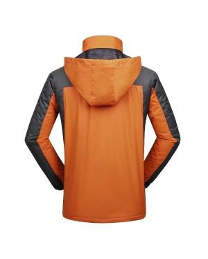 Hiking Jacket Orange