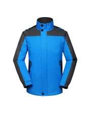 Hiking Jacket Royal Blue