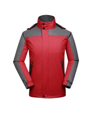Hiking Jacket Red
