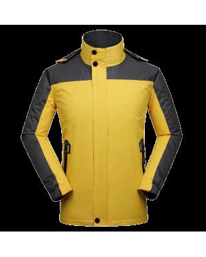 Hiking Jacket Yellow