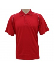 Unisport UCT001 Cotton Lacoste (Red/White)