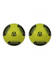 Unisport SC-3 Outdoor Ball (Neon) x2